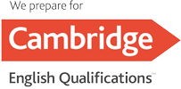 logo de la validation par l'institut cambridge